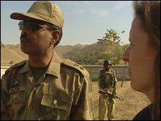 Lt Col Nadir Khan