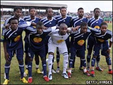 DR Congo team TP Mazembe