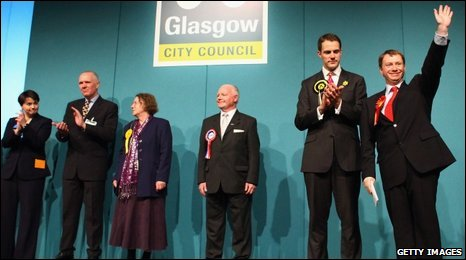 by-election candidates