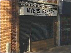 Myers Bakery
