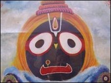 Image of Lord Jagannath