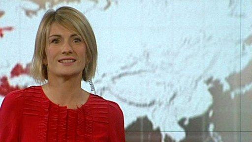 Anna Adams: Your World News