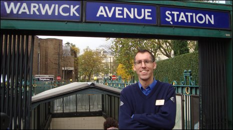 Time at Warwick Avenue