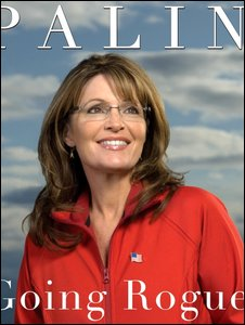 Cover of Sarah Palin book