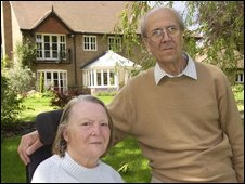 Lord Tebbit and Lady Tebbit