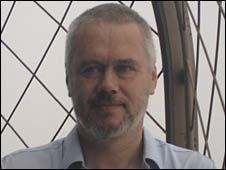 Dr Roger Parslow