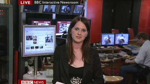 BBC&amp;apos;s Siobhan Courtney