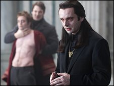 Michael Sheen as Aro in New Moon