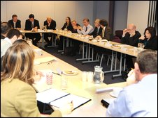 The Ericsson Partnership taskforce meeting