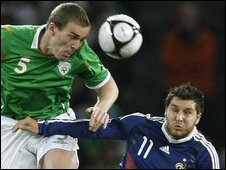 Richard Dunne and Andre-Pierre Gignac