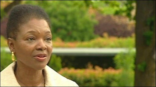 British High Commissioner to Australia, Baroness Amos