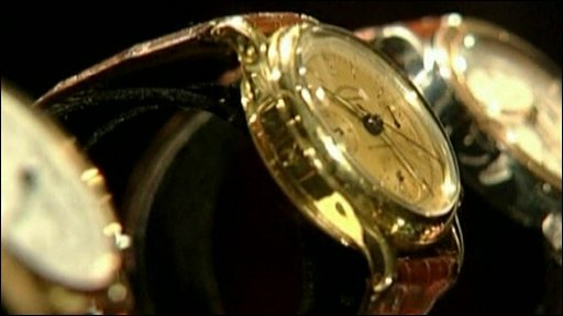 Madoff's watches