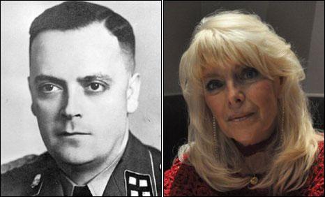 Arthur Liebehenschel and Barbara Cherish