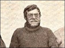 Ernest Shackleton. Copyright Shackleton Foundation 