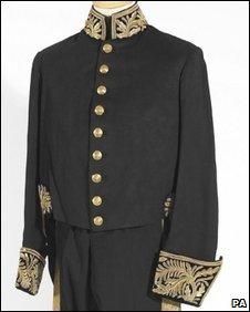 Carson uniform