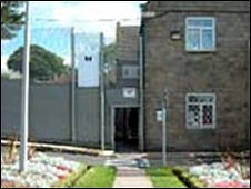 Werrington Young Offenders Institution