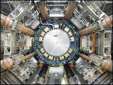 Large Hadron Collider at CERN in Geneva