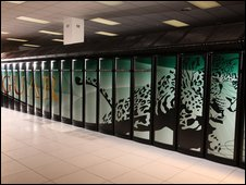 Jaguar Super Computer