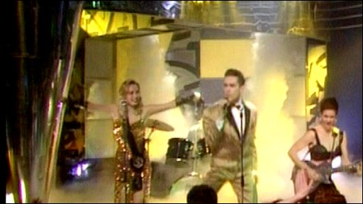 Holly Johnson on Top of the Pops