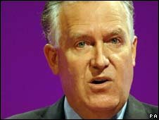 Welsh Secretary Peter Hain