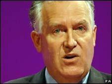 Welsh Secretary Peter Hain