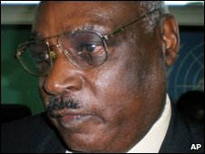 Protais Zigiranyirazo, former brother-in-law of assassinated Rwandan President Juvenal Habyarimana
