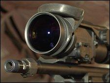 Viper sniper sight