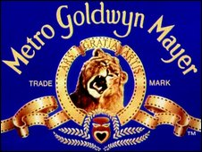 The MGM logo