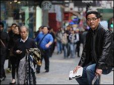 Su Tong (right)