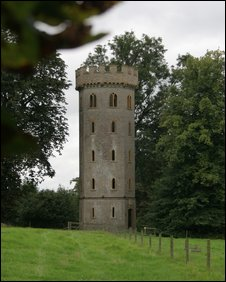Simon de Montfort tower