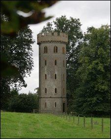 Simon de Montfort tower