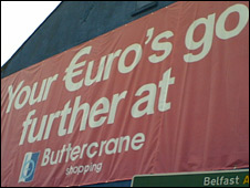 Buttercrane Shopping Centre in Newry