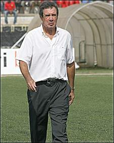 Sacked Tunisia coach Humberto Coelho