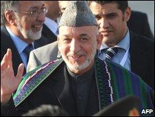 President Karzai of Afghanistan