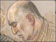 Mehmet Goren (Artist's impression)