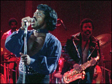 James Brown at Zaire '74