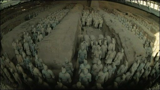 Terra Cotta Warriors Exhibit