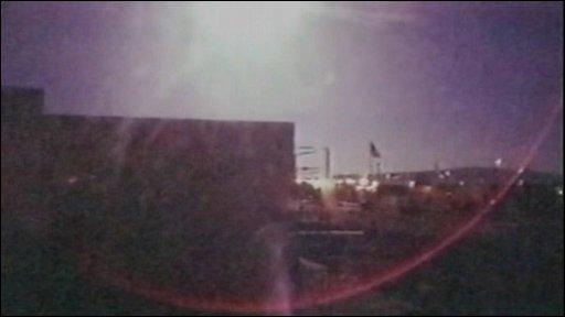Meteor in Utah