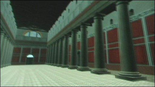 Virtual Roman Leicester