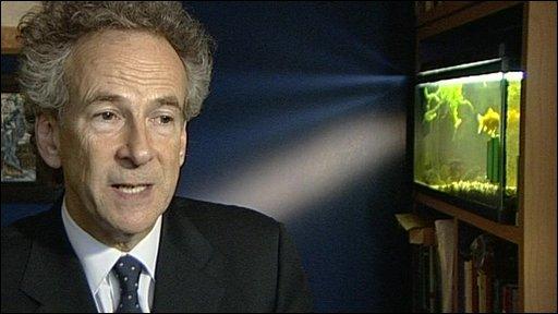 Prof Jonathan Waxman, Cancer specialist