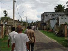 Jaffna town