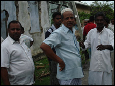 Muslims in Jaffna town