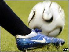 Football (file image)
