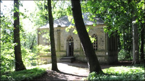 Duff House Mausoleum