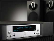 Linn CD player
