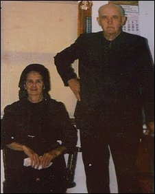 Abraham Peters' parents