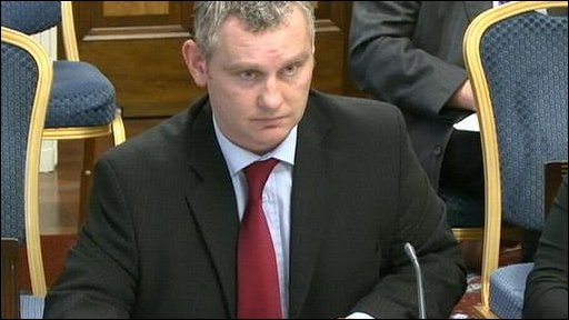Ulster Unionist MLA John McCallister
