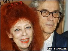 Jeanne-Claude and Christo