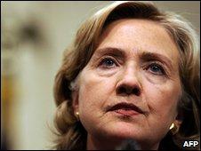 Hillary Clinton, 19 November