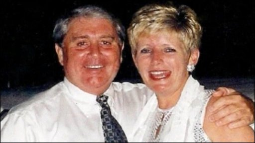 Brian and Christine Thomas